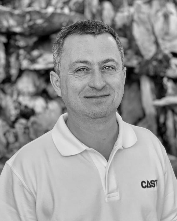 Tony Sousek, CAST, Inc. Engineering Manager